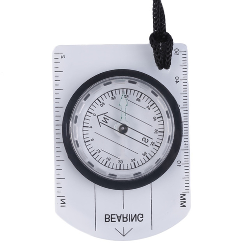 Mini Baseplate Compass Map Scale Ruler Outdoor Camping Hiking Cycling Scouts Military Compass free shipping 2.jpg 640x640 2