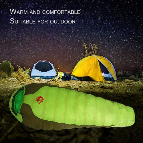 Winter Sleeping Bag Cold Temperature Sleeping Bag for Winter Portable Duck Down Nylon Sleeping Bag Outdoor 4.jpg 640x640 4