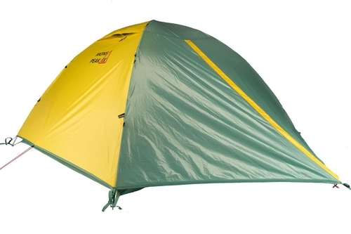 mons peak ix night sky backpacking tent fly 3p side angle view