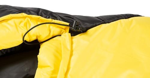 mons peak ix settler 15f sleeping bag l zipper 9