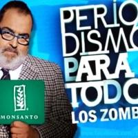 """Lanata, el Tío Jorgito del """"periodismo"""" argentino y su """"protección"""" por Monsanto"""