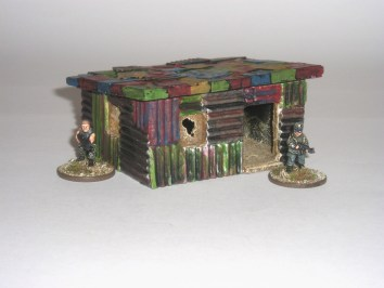 15-20mm Shanty town