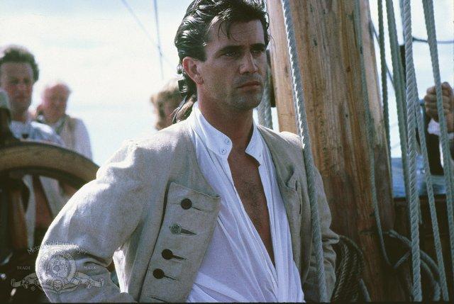 Fletcher Christian ala Mel Gibson