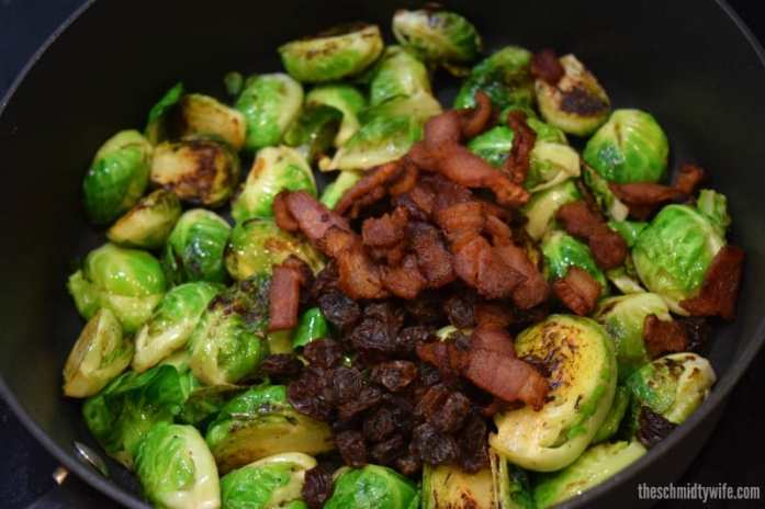 Brussel Sprouts @ theschmidtywife.com