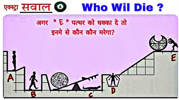 Paheli question and answer in hindi - Paheliyan with answer -Paheliyan