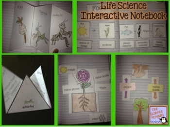 Life Science Notebook