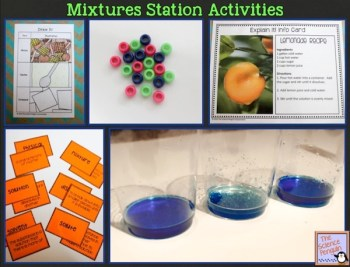 Mix Stations