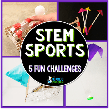 STEM Sports: End of the Year Fun!