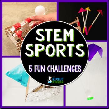 STEM Sports on TpT