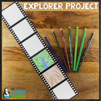 Explorer project idea to use with the book, Manfish