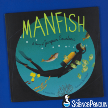 Manfish Picture Book Lesson
