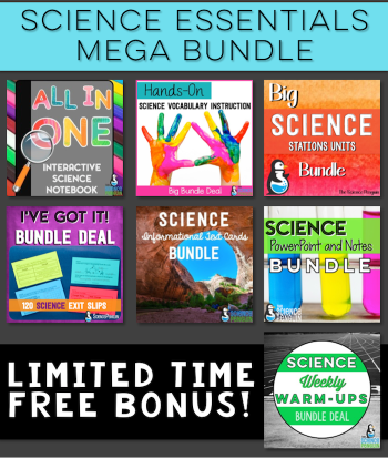 Science Essentials Mega Bundle