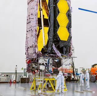 James Webb Space Telescope - The Scientific Triangle