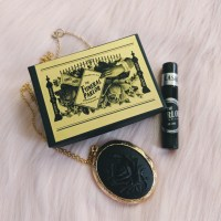 victorian mourning perfumes & locket by the parlor co