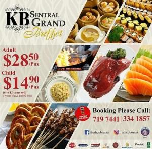 KB Sentral Grand Buffet