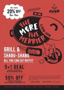 Yugo BBQ and Shabu Shabu Restaurant