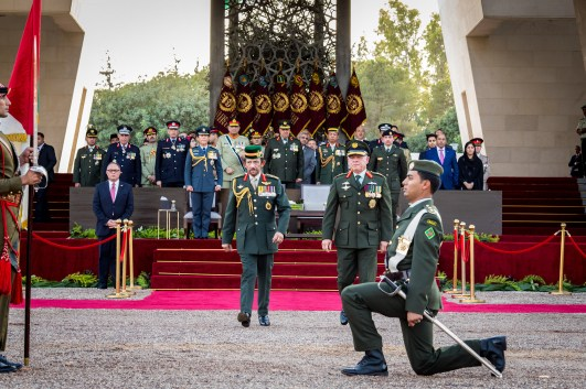 Photo: Royal Hashemite Court