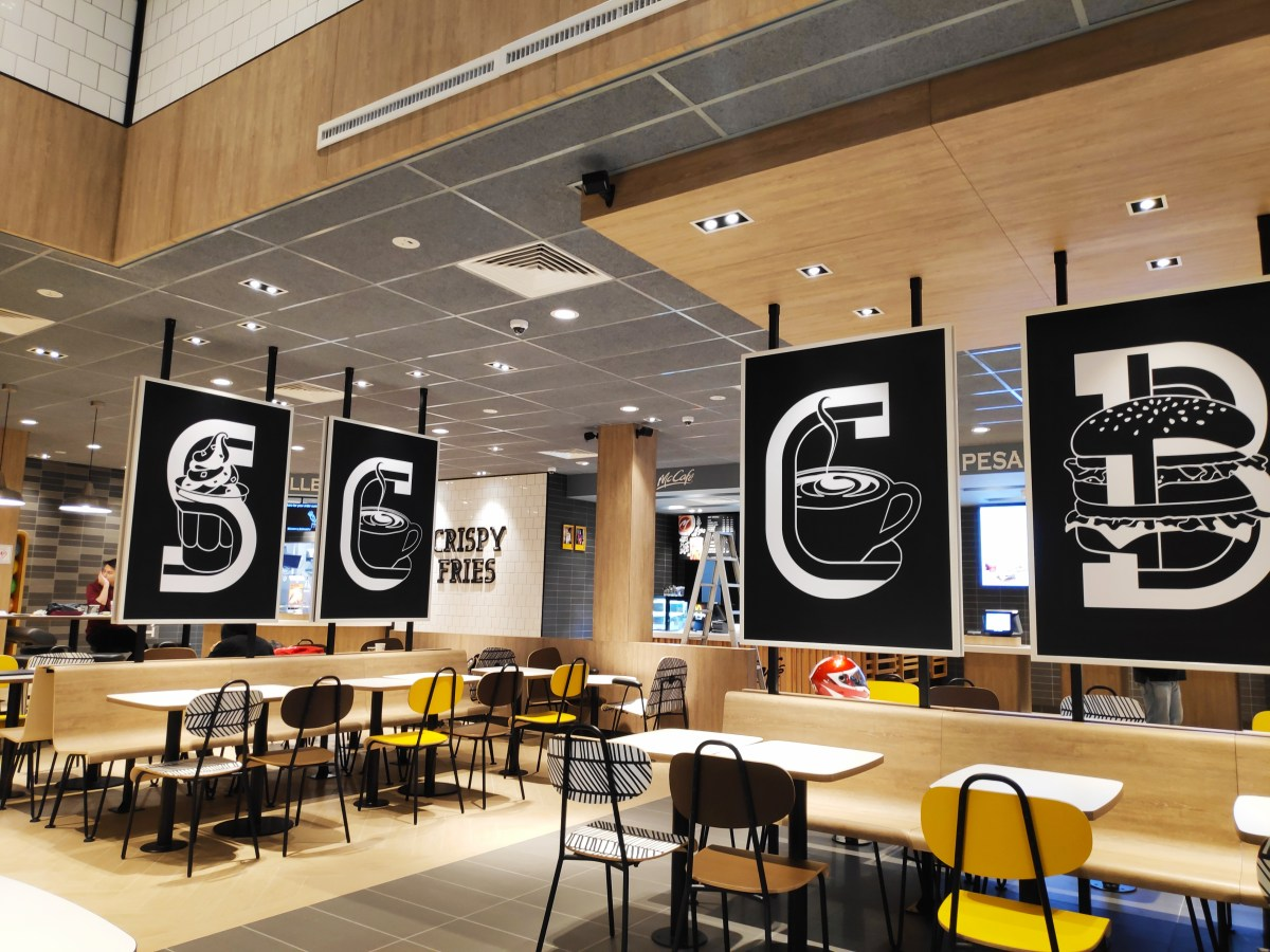 McDonald's opens flagship branch in Lambak