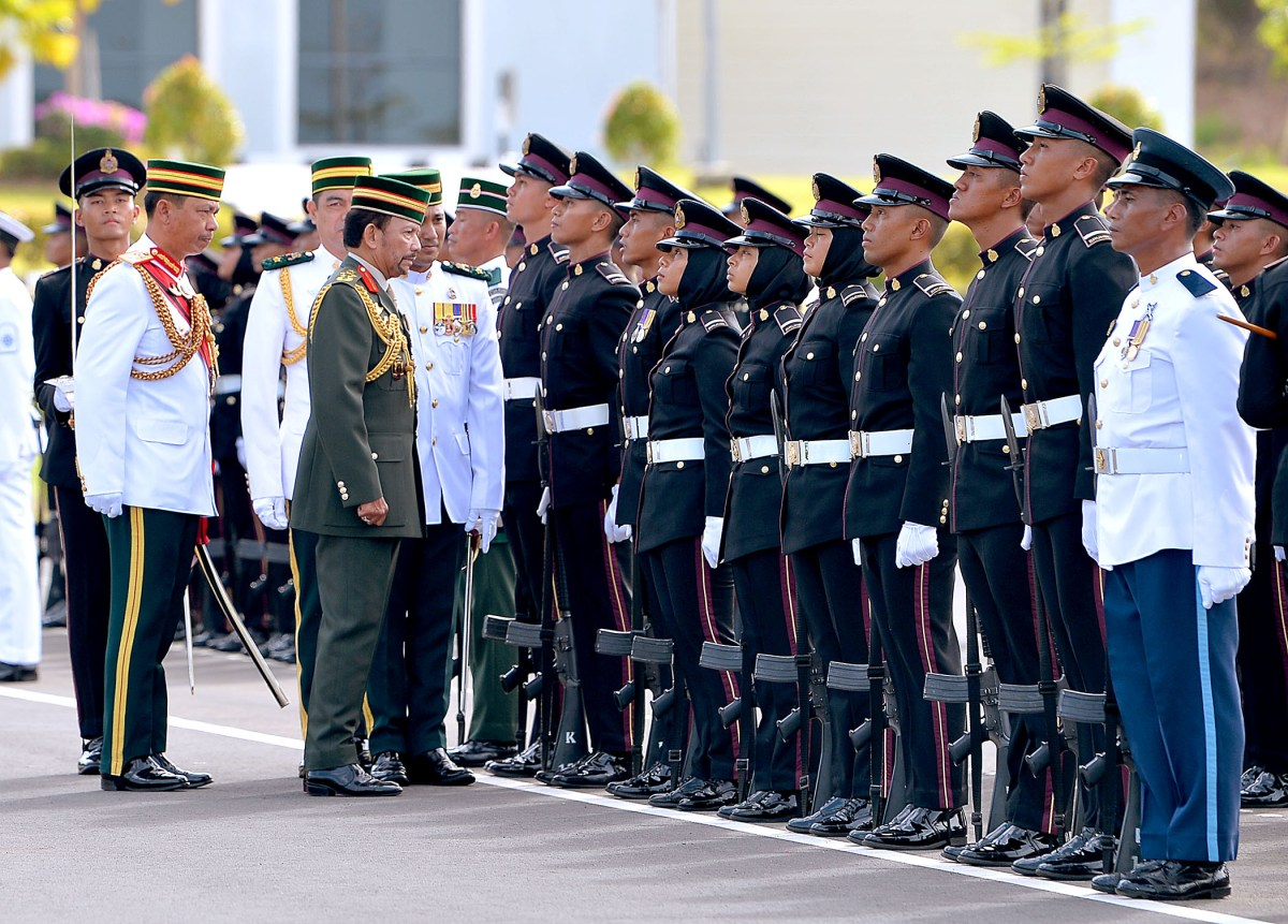HM: Defence Academy crucial to bolstering diplomacy, security ties