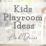 Kids Playroom Ideas and Decor The Scoop for Mommies Post