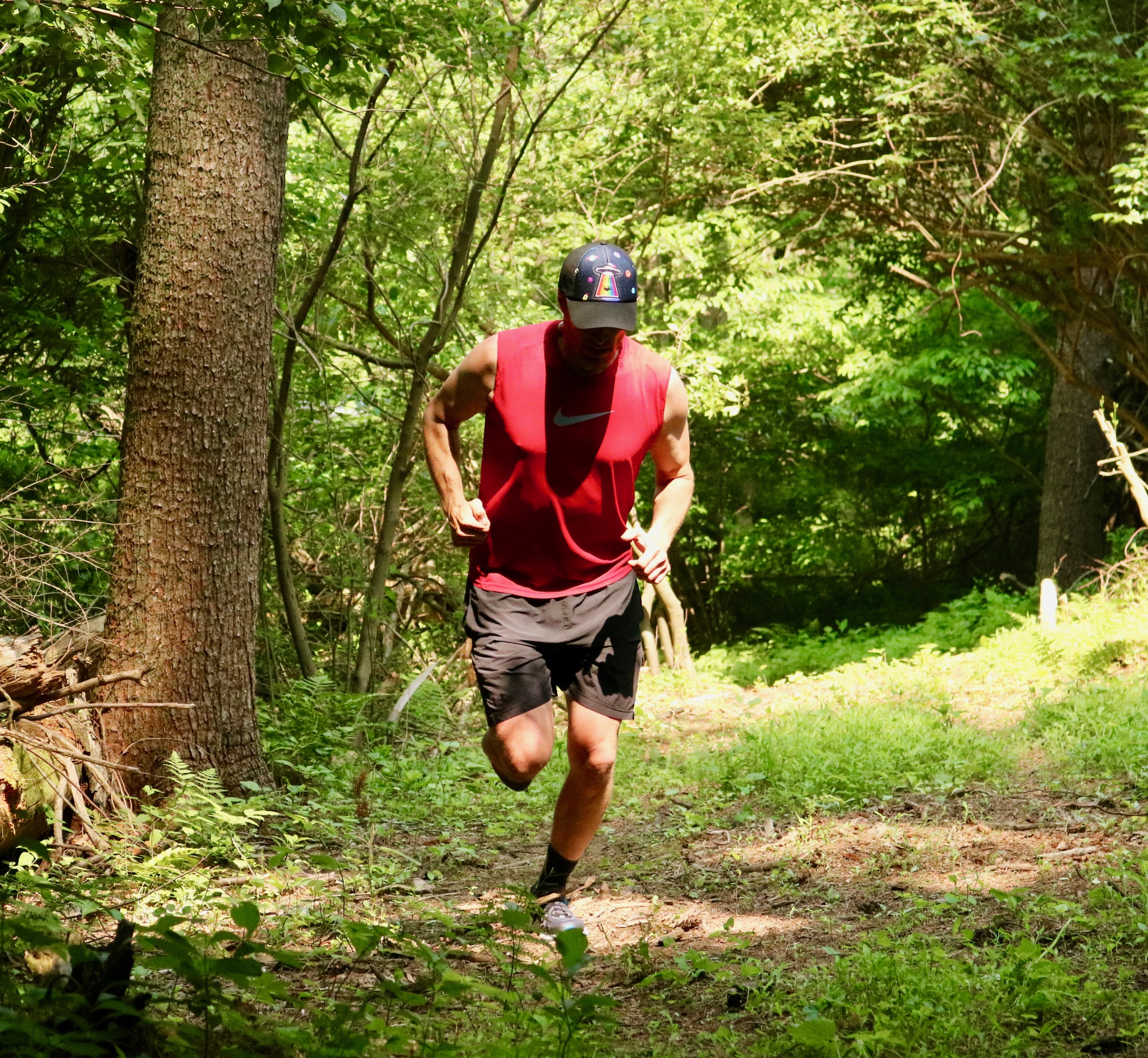 Preparing for your first trail race