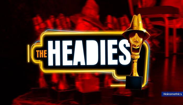 14th Headies award : Full list of winners