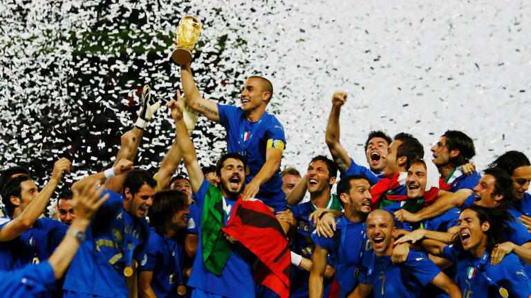 Top list of Fifa world cup finals ever played