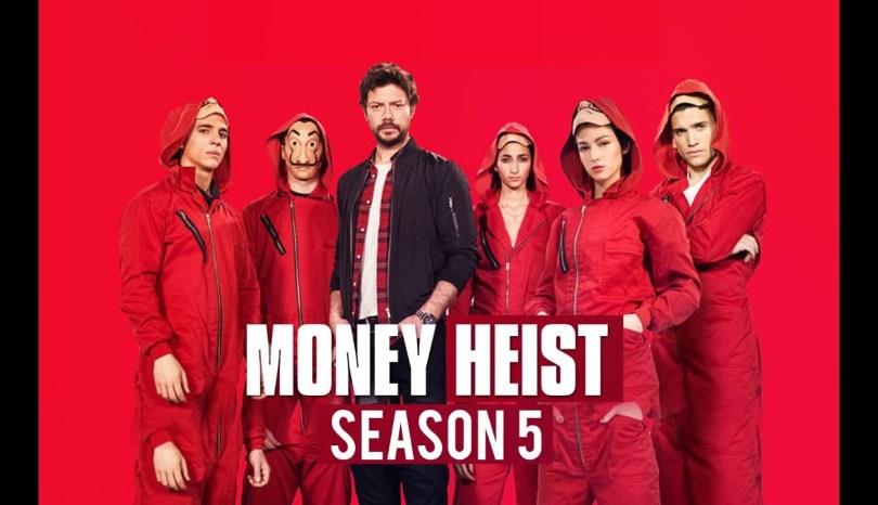 Money Heist season 5 to premiere soon?