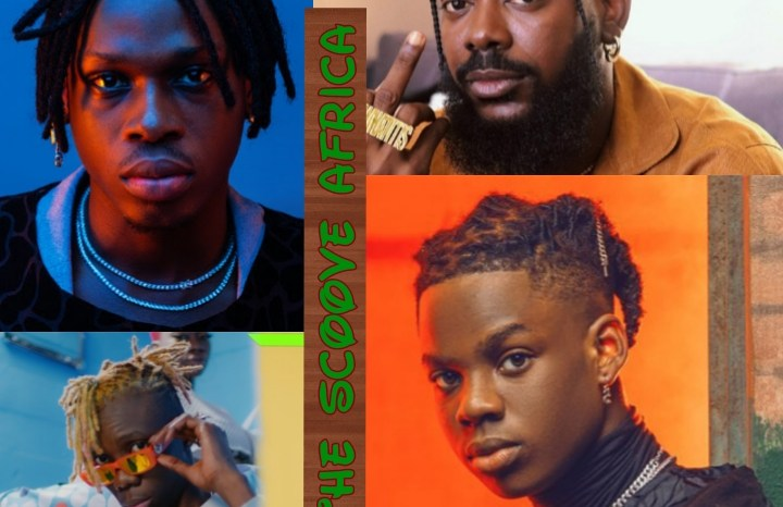 Music feast in Nigeria as Laycon, Blaqbonez release new albums. Rema and Fireboy set to release collaborations