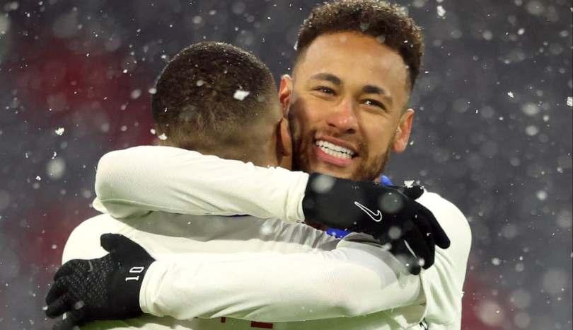 "Leonardo ""optimistic"" over Neymar and Mbappe's future"