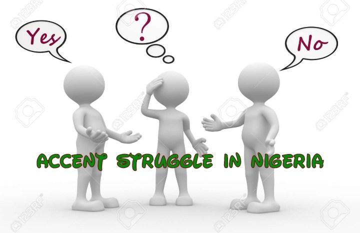 Accent in Nigeria