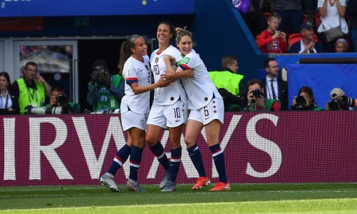 USWNT shines through group play and slanderous media commentary to clinch a spot in the knockout stage of the Women's World Cup