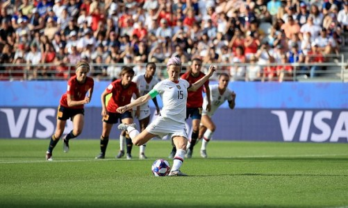 USWNT Prepares for France Quarter-Final After Hard-fought Victory over Spain