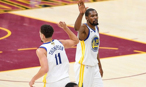 Durant and the Warriors are No Longer the Villains
