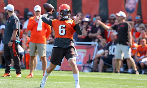 NFL Film Review of 2019 MVP Favorites: Should We Believe the Hype Around Baker Mayfield?