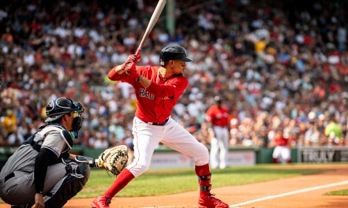 Mookie Betts Rediscovering MVP Form