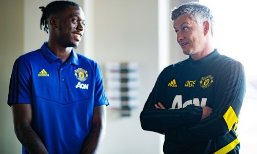 What are Manchester United getting in Aaron Wan-Bissaka?