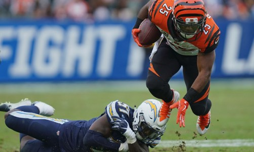 Fantasy Battle: Giovani Bernard vs Duke Johnson
