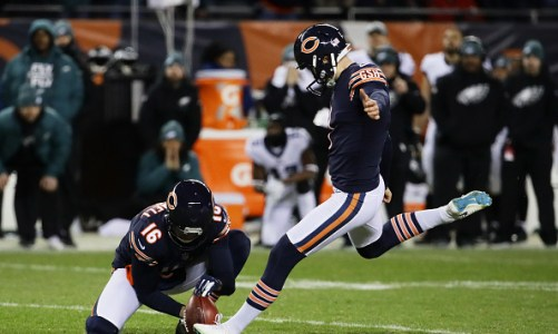 Making the case for Cody Parkey in Jets camp