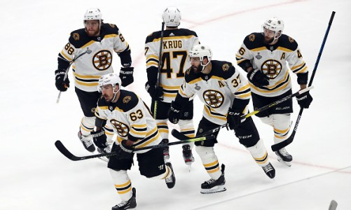 2019/20 Team Outlook: Boston Bruins