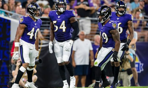 Baltimore Ravens 2019 Team Preview