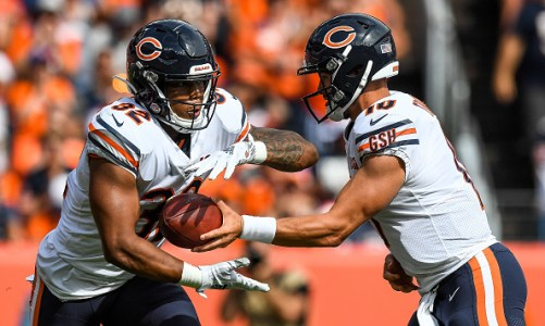 Monday Night Football DFS Week Three: Bears vs Redskins