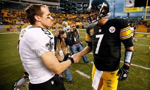 What's Next with Ben Roethlisberger and Drew Brees Injuries?