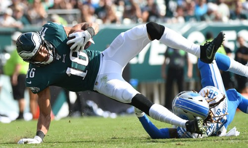 "Can Eagles ""Catch"" a Break on Thursday Night Against the Packers?"