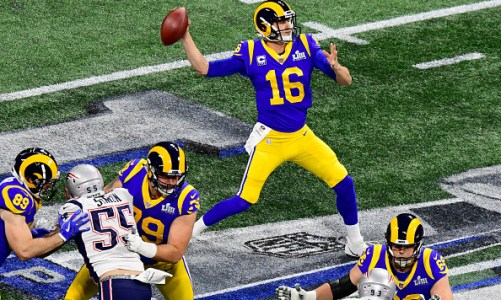 Los Angeles Rams Sign Jared Goff to Most Guaranteed Money in NFL History