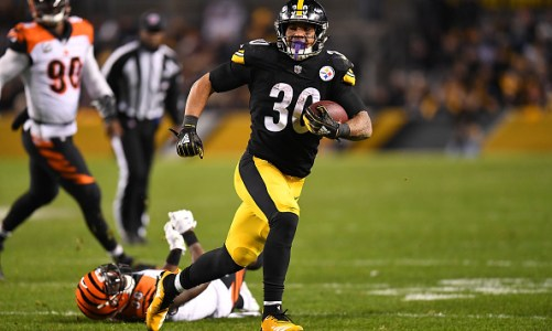 Monday Night Football DFS Week Four: Bengals vs Steelers