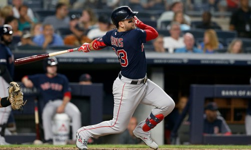 Michael Chavis Provides Hope In Rookie Campaign