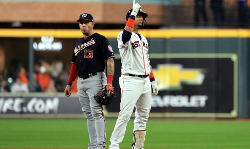 MLB DFS: World Series Game Four