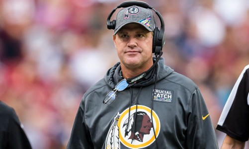 With Jay Gruden Gone What's Next for the Washington Redskins?