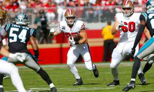 TNF Fantasy Preview: San Francisco 49ers  vs Arizona Cardinals